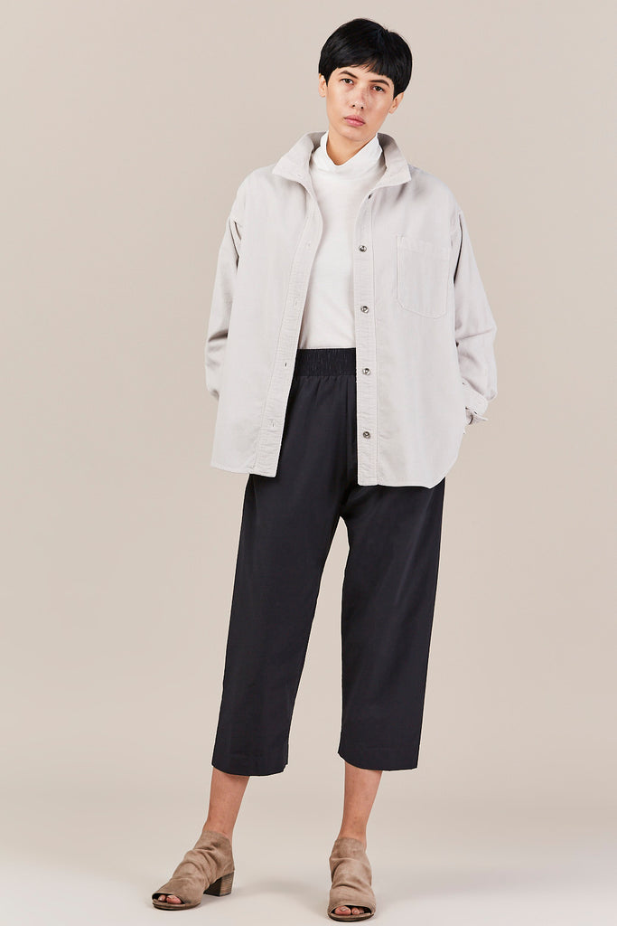 Rachel Comey - Revoke Button Down, White - Tops