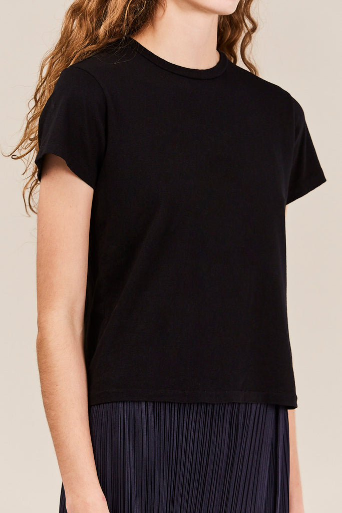 RE/DONE - The Classic Tee, Black