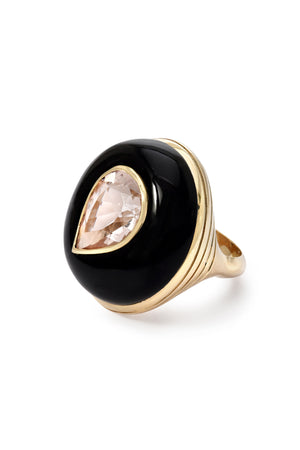 RETROUVAI - Lollipop Ring, Gold
