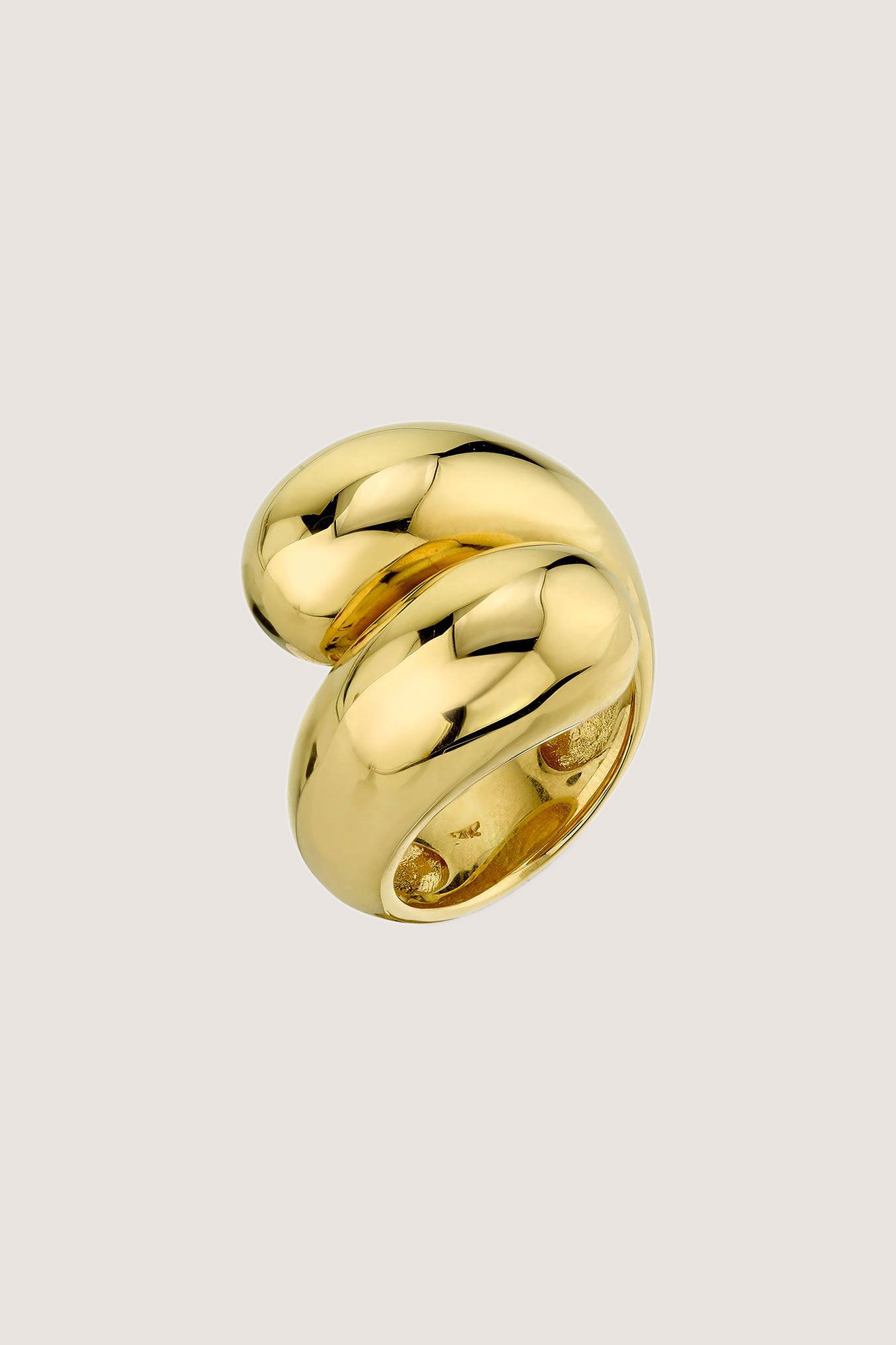 Gabriela Artigas - Double Apse Ring, Gold