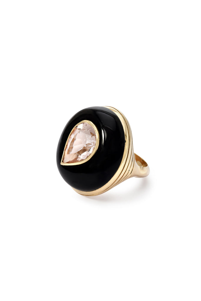 Lollipop Ring, Gold