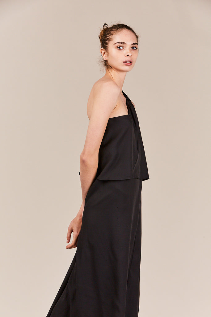 Shaina Mote - Lark One Shoulder Dress