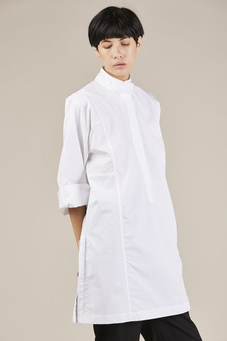 Beak Tunic, White