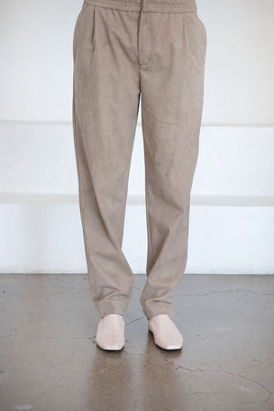 Stephan Schneider - abbreviation trousers, tan