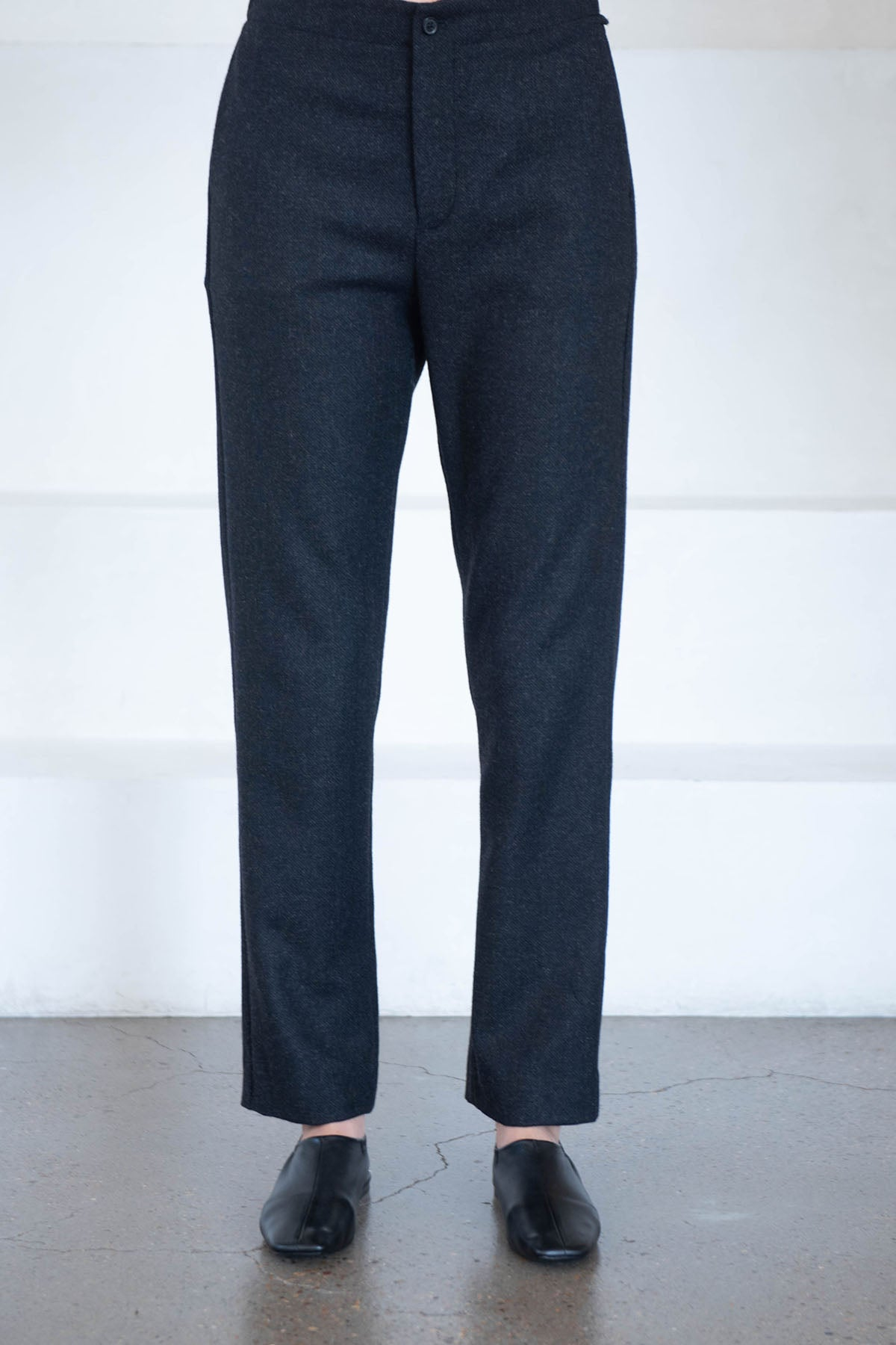 Stephan Schneider - acronym trousers, tweed