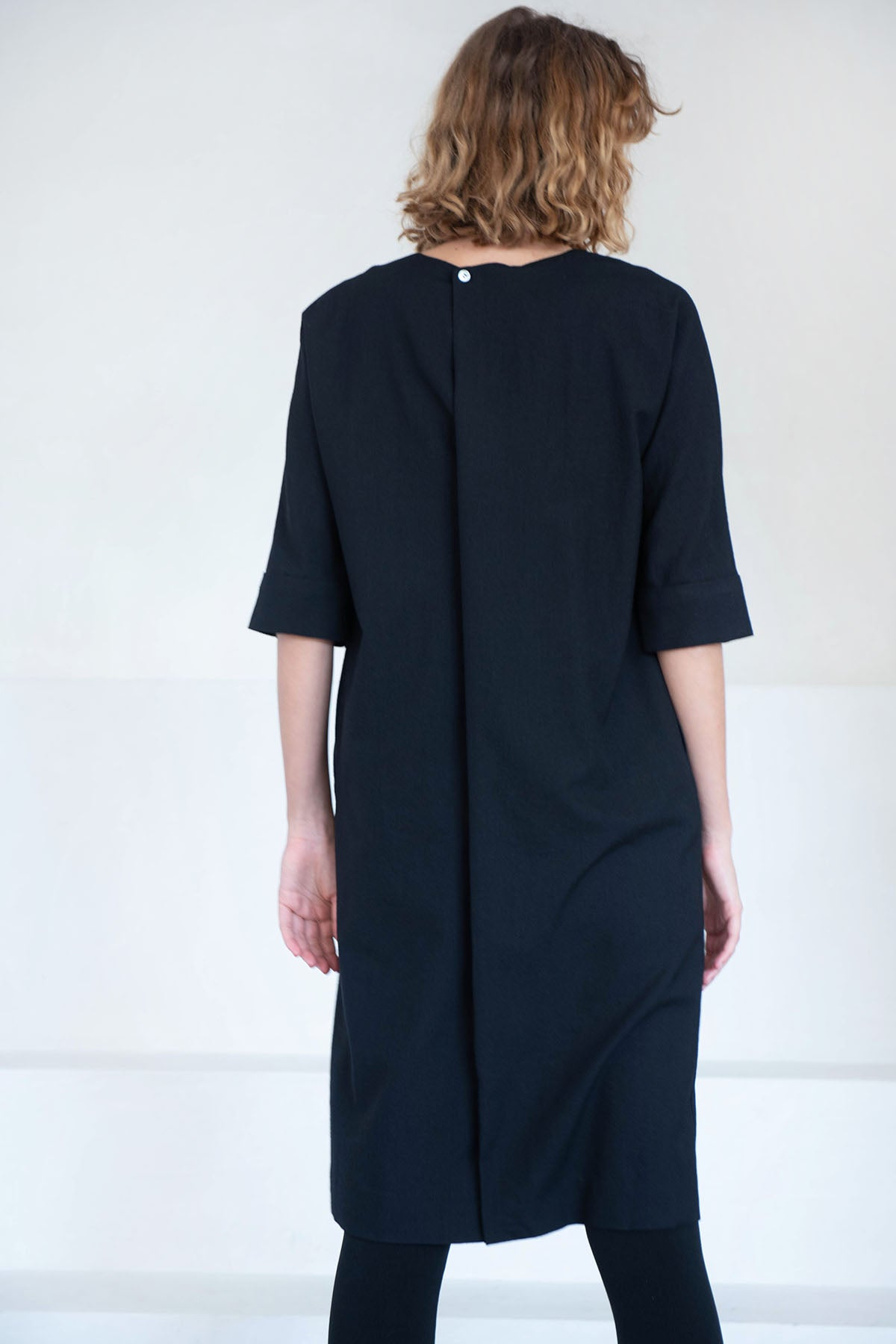 Stephan Schneider - information dress, black
