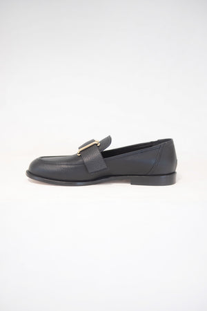 TIBI - morris loafer, black