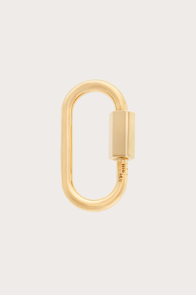 medium lock, GOLD