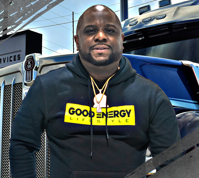 "Truck N ' Hustle TV presents ALIX Good Energy ""THE PODumentary""!"