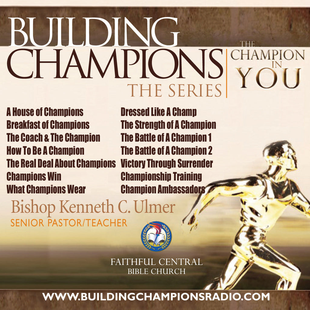 Building Champions: The Series