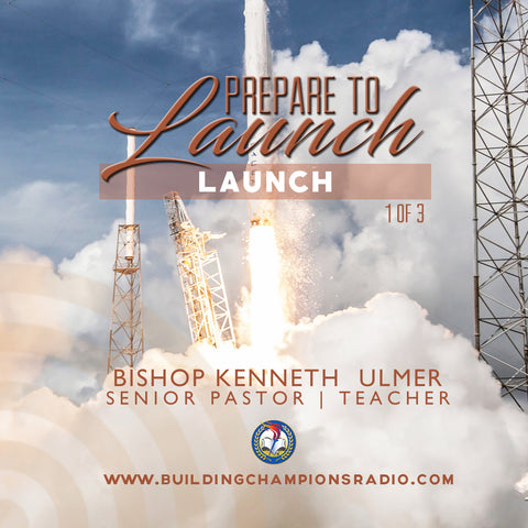 Prepare to Launch: 01 Launch (MP3 Download)