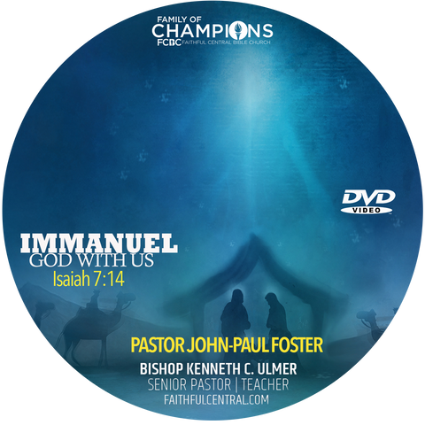 Immanuel, God With Us (DVD)