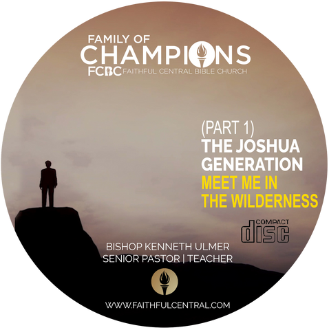 The Joshua Generation: Part 1 (CD)