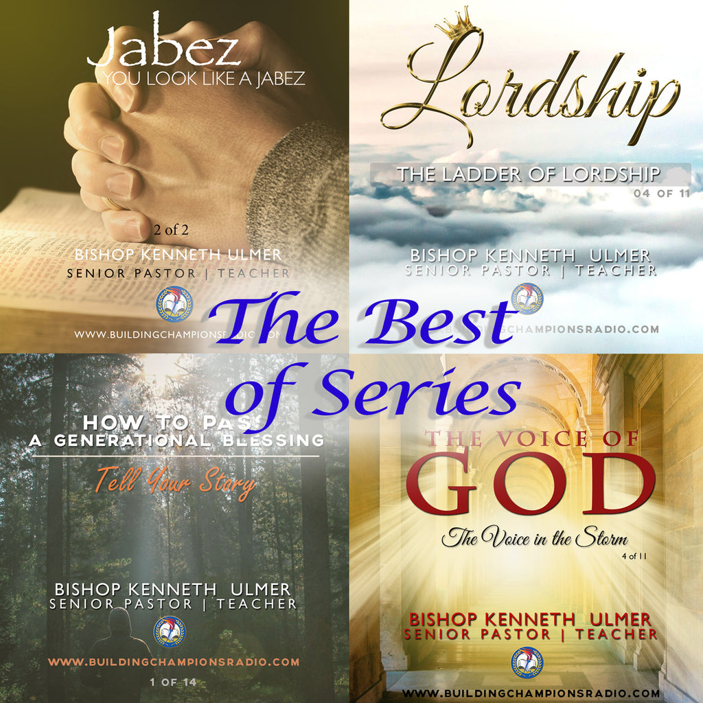 RADIO OFFER: The Best of Series (For your gift of at least $10.00)