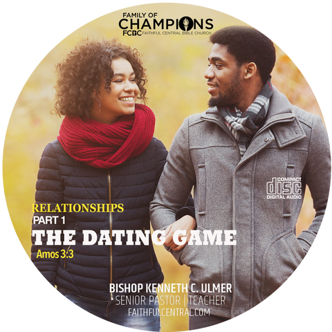 Relationships Part 1 - The Dating Game (CD)
