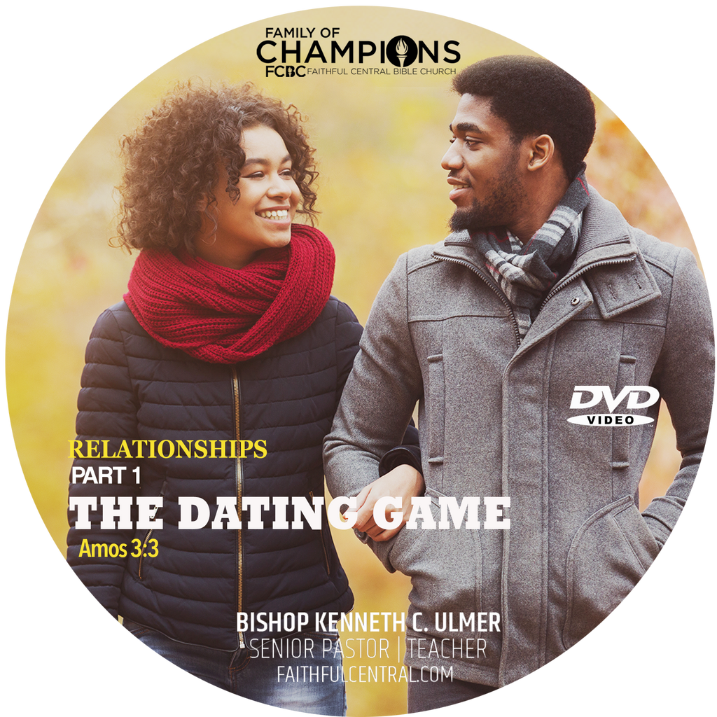 Relationships Part 1 - The Dating Game (DVD)