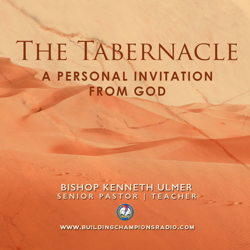 The Tabernacle: 02 A Personal Invitation From God (MP3 Download)
