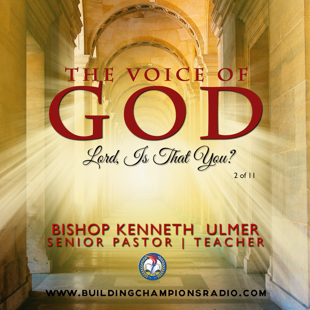The Voice of God: Lord, Is That You? (MP3 Download)