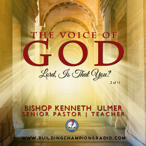 The Voice of God: Lord, Is That You?
