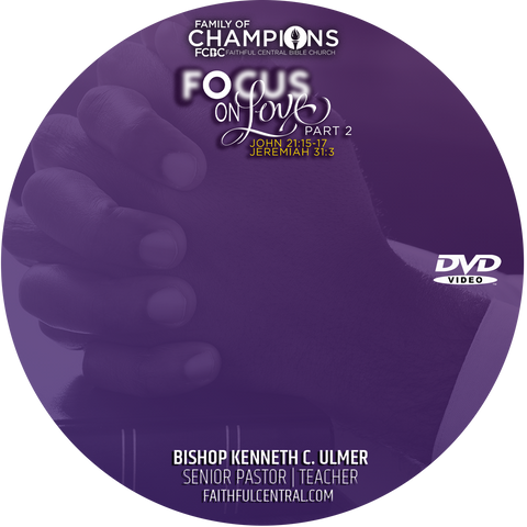 Focus on Love Part 2 (DVD)