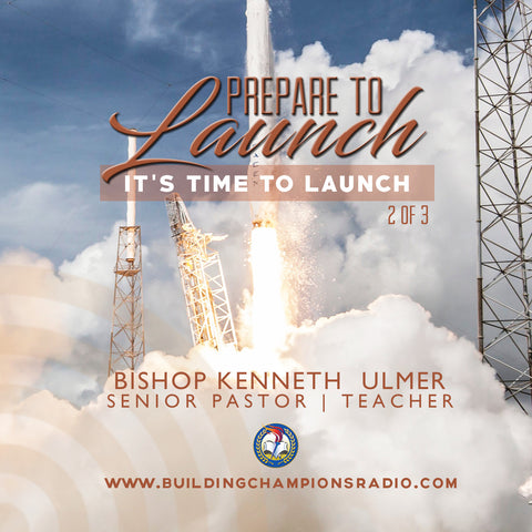 Prepare to Launch: 02 It's Time To Launch (MP3 Download)