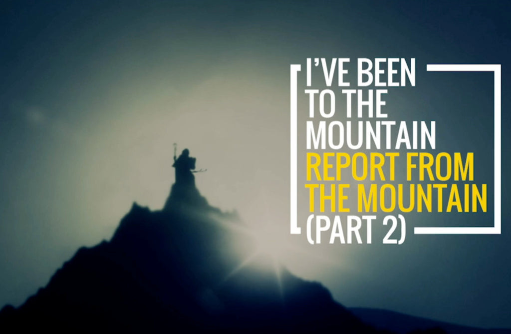 I've Been To The Mountain: Part 2 (MP3 Download)