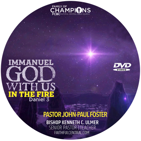 Immanuel, God With Us In The Fire (DVD)
