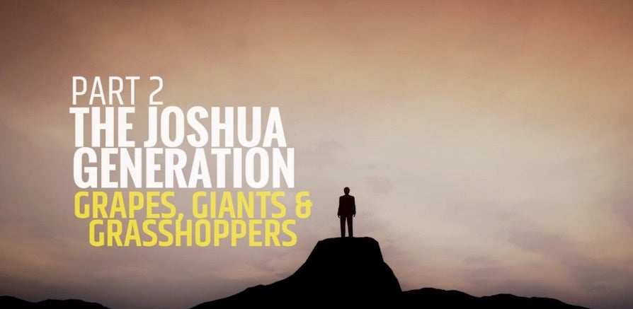 The Joshua Generation: Part 2 (MP3 Download)