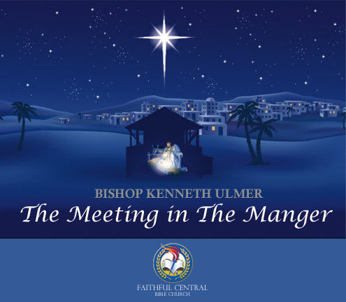 Christmas: The Meeting In The Manger