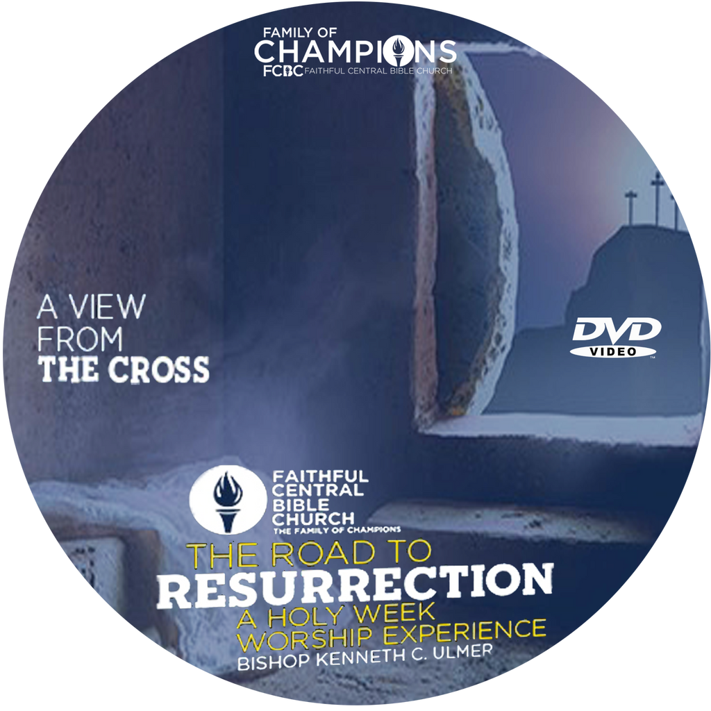 Passion Week - A View From The Cross (DVD)