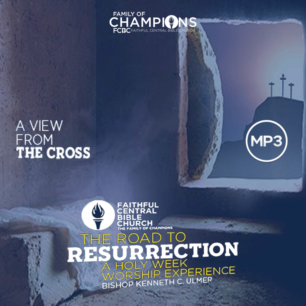 Passion Week - A View From The Cross (MP3 Download)