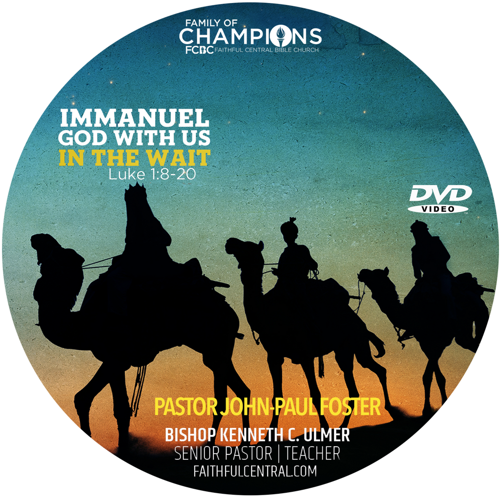 Immanuel, God With Us In The Wait (DVD)