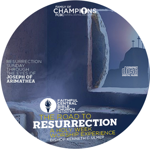 Resurrection Sunday - Through The Eyes of Joseph of Arimathea (CD)