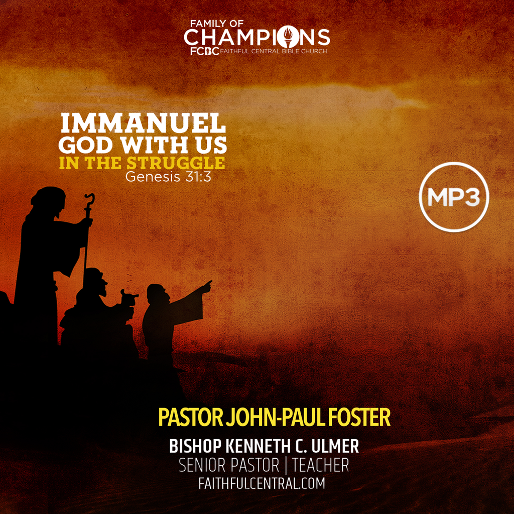 Immanuel, God With Us In The Struggle (MP3 Download)