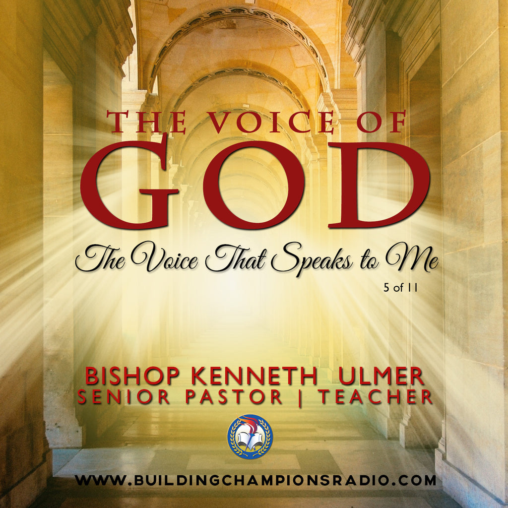 The Voice of God: The Voice That Speaks to Me