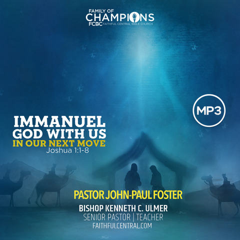 Immanuel, God With Us In Our Next Move (MP3 Download)