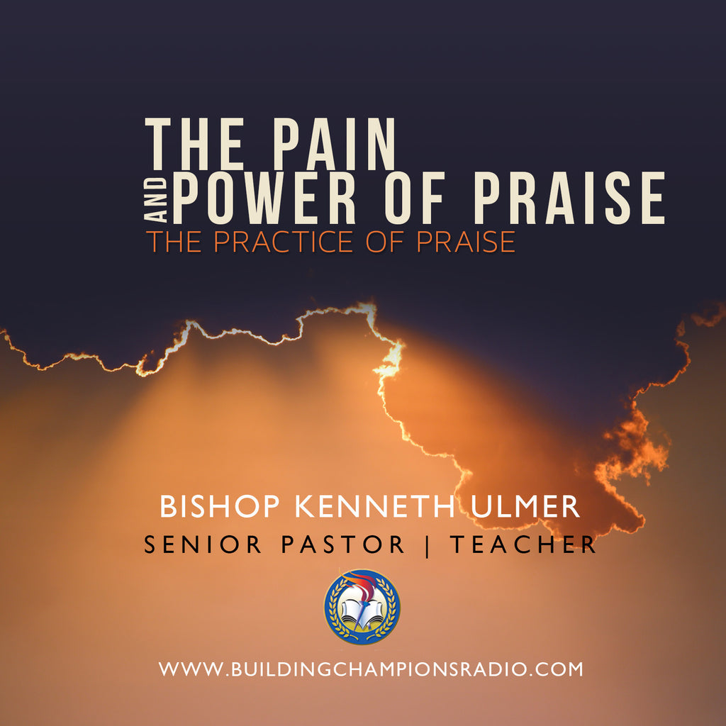 The Pain and Power of Praise: The Practice of Praise (MP3 Download)