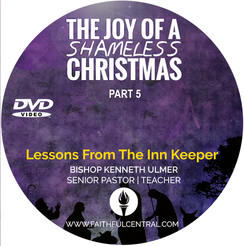 The Joy of A Shameless Christmas Part 4: Lessons From The Inn Keeper (DVD)