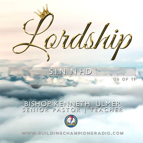Lordship:  S.I.N. N H.D.