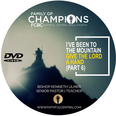 I've Been To The Mountain: Part 6 (DVD)