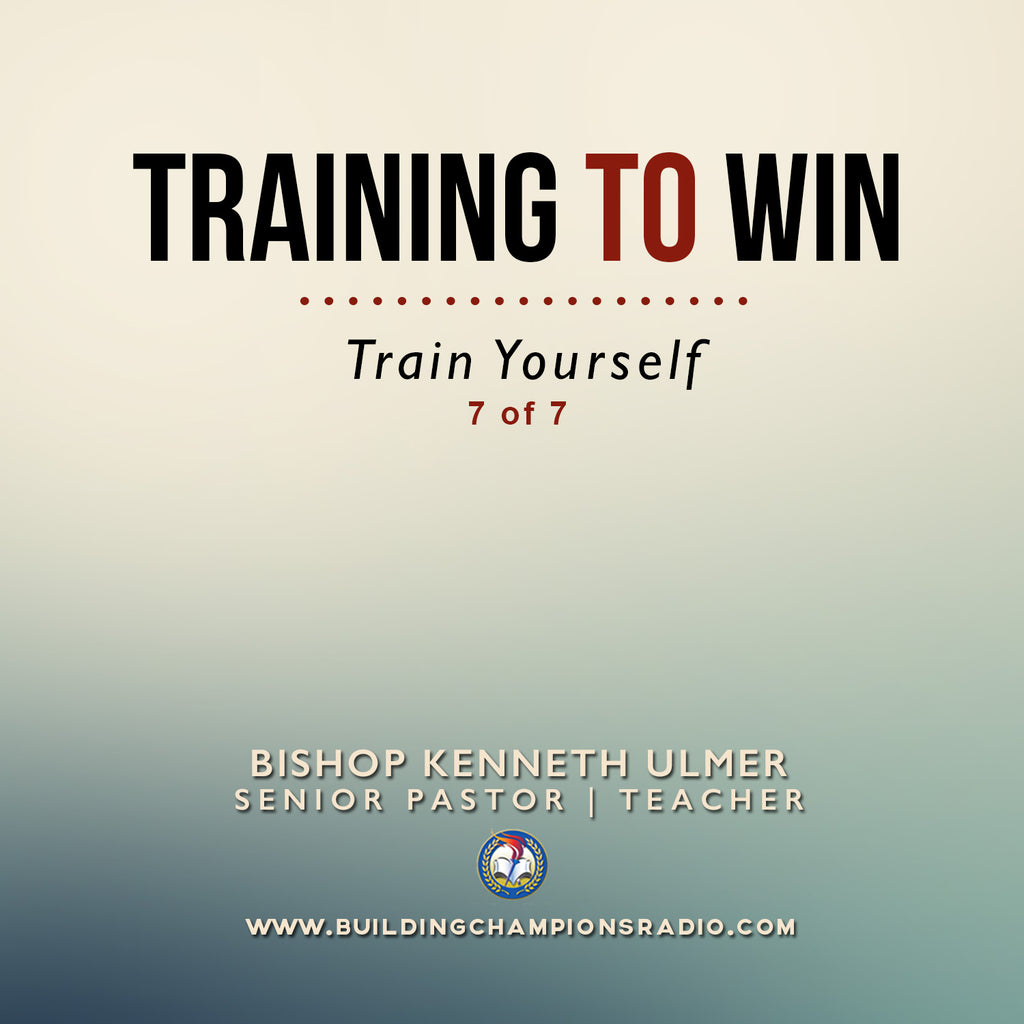 Training To Win- Train Yourself (MP3 Download)