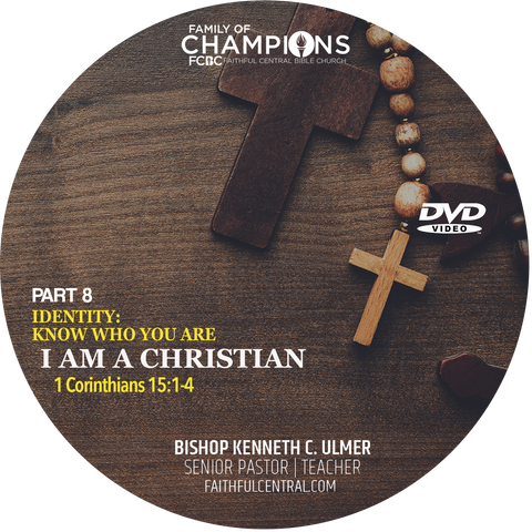 Identity: Know Who You Are Part 8 - I Am A Christian (DVD)
