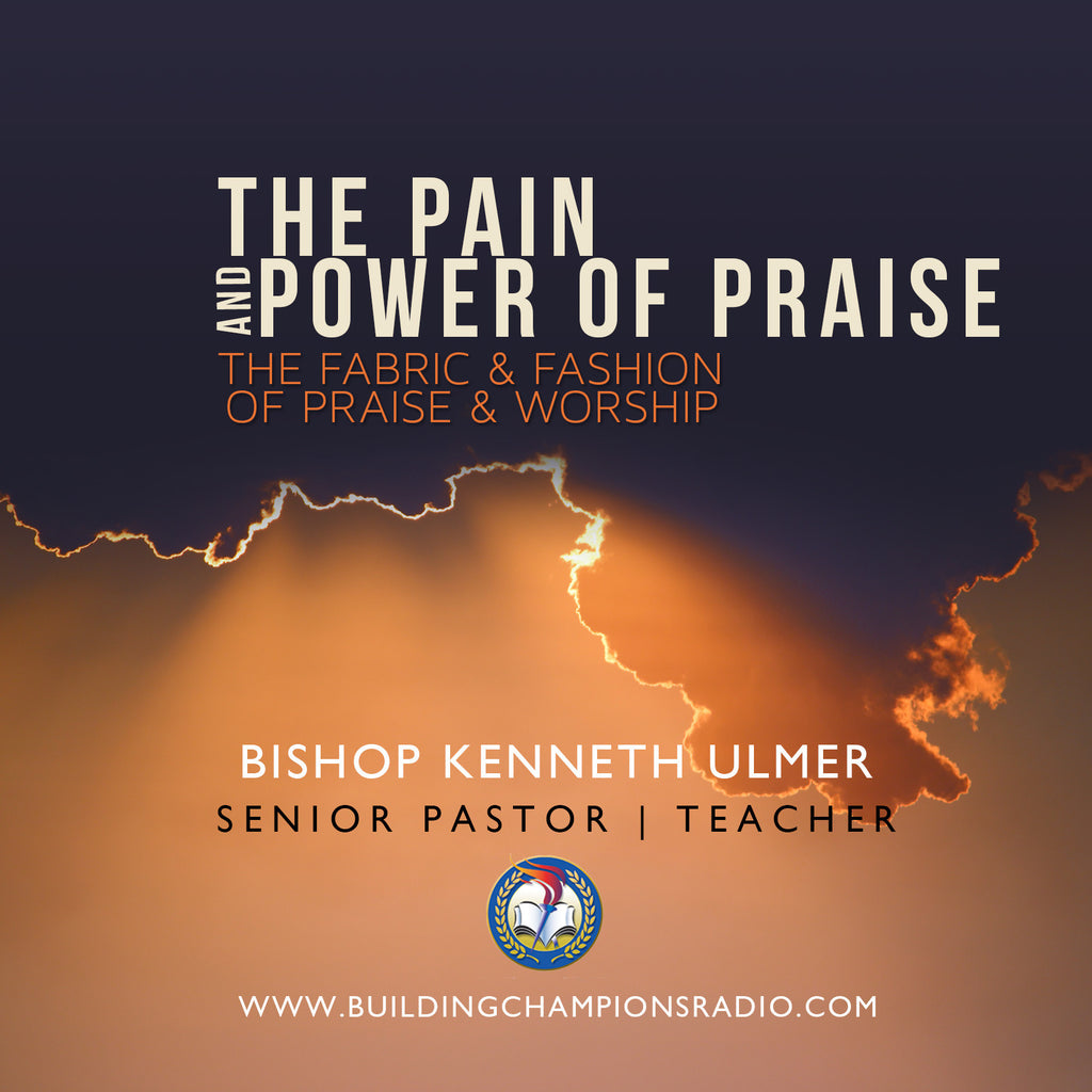 The Pain and Power of Praise: The Fabric and Fashion of Praise and Worship (MP3 Download)