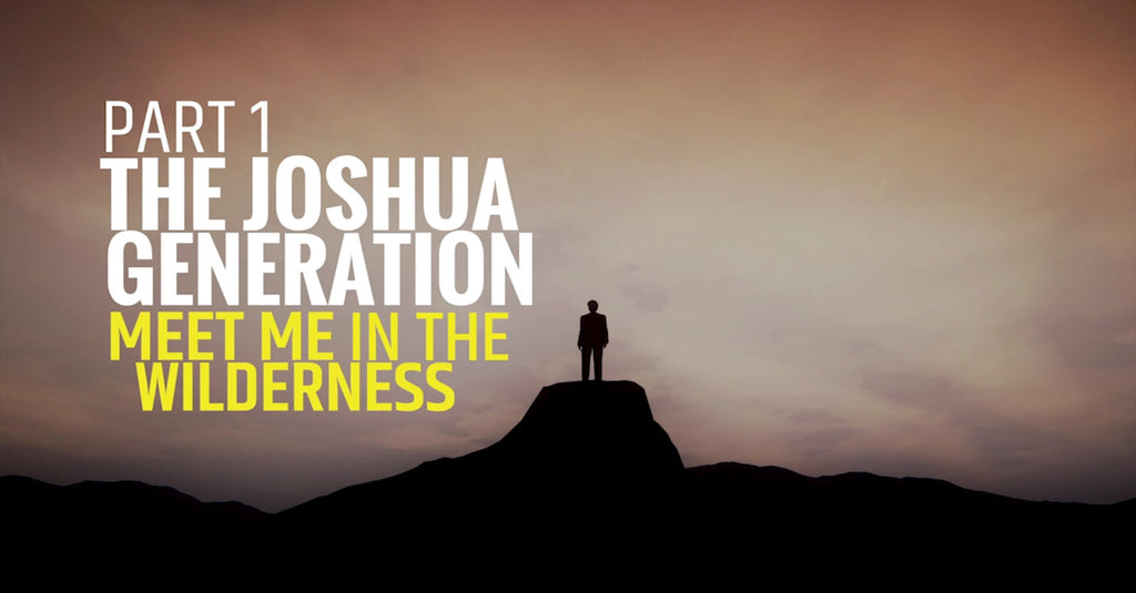 The Joshua Generation: Part 1 (MP3 Download)
