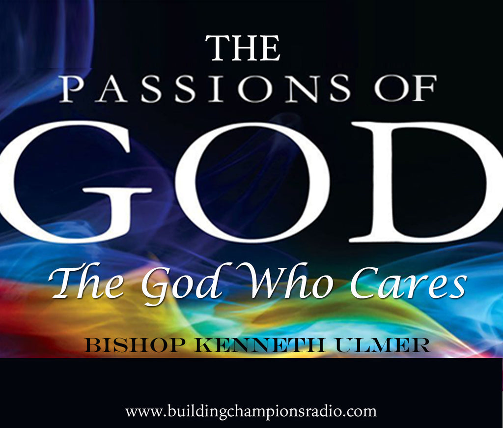 The Passions of God: The God Who Cares (MP3 Download)
