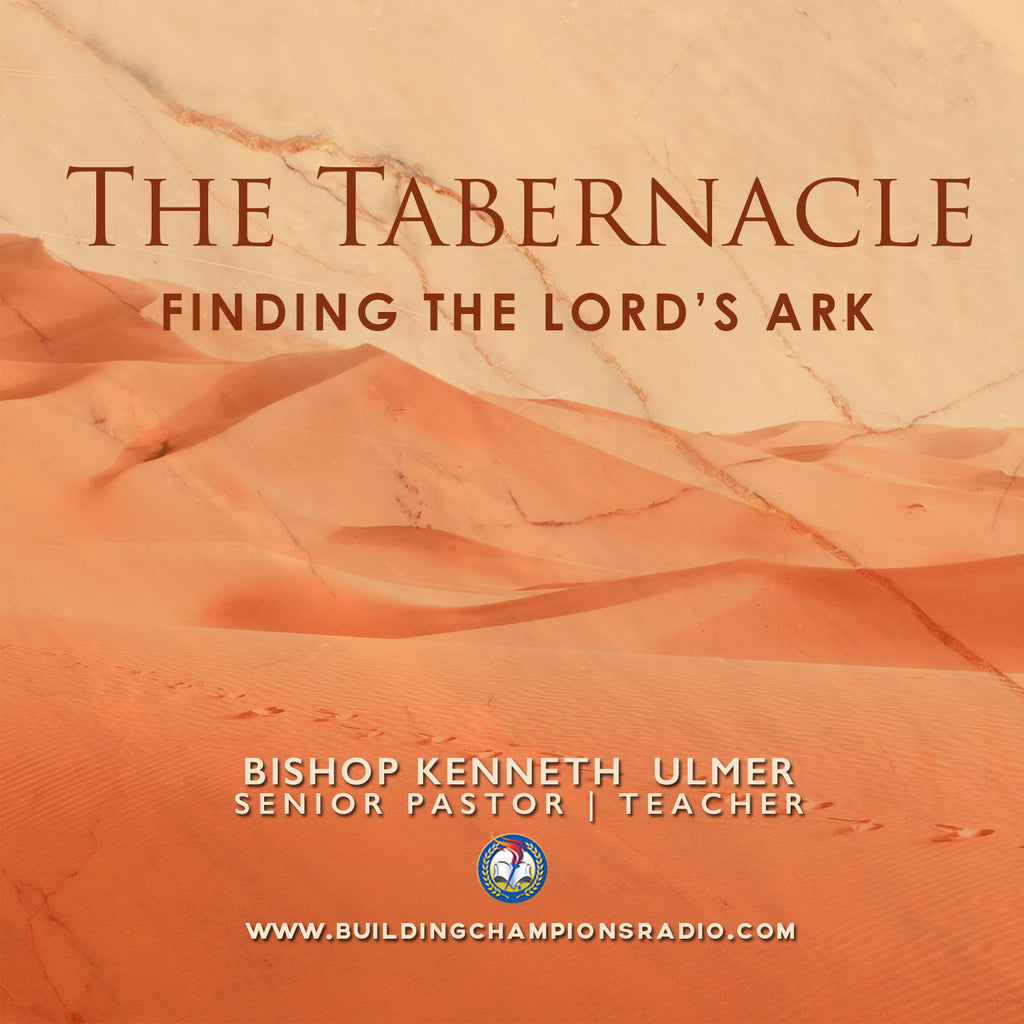 The Tabernacle: 11 Finding The Lord's Ark (MP3 Download)