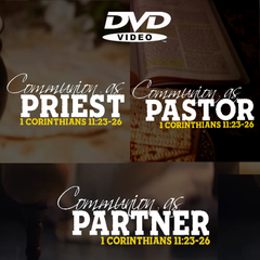 Communion As: Priest - Pastor - Partner (DVD)