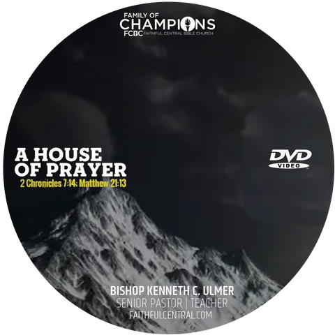 A House of Prayer (DVD)