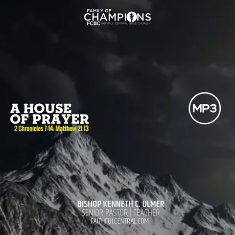 A House of Prayer (MP3 Download)