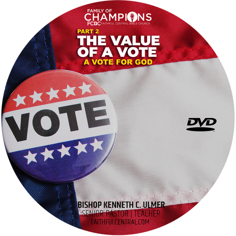 The Value of A Vote Part 2: A Vote By God (DVD)